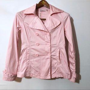 Jennifer Lopez Peacoat Jacket